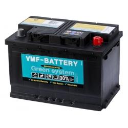 Startbatteri VMF 12V 74AH