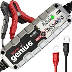 NOCO Genius G3500 6V / 12V 3,5A Smart Batteriladdare