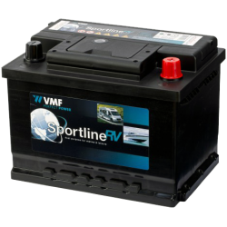 Fritidsbatteri VMF 60AH