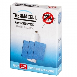 Refill 1-pack till Thermacell myggskydd